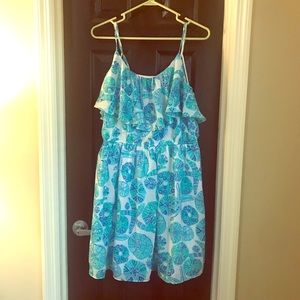 Lilly Pulitzer for Target Sea Urchin Dress